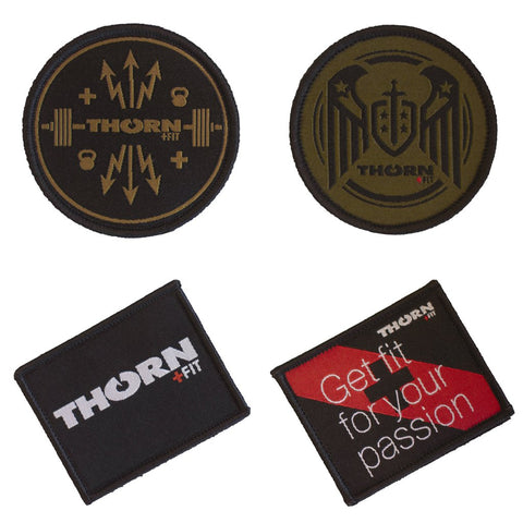 THORN+FIT VELCRO PATCHES