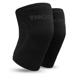 THORN+fit 6mm knee sleeves (black)