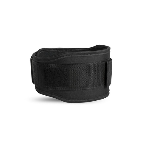 Belt THORN+fit Ripstop weightlifting black