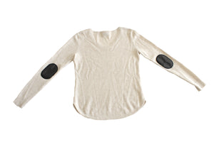The Elbow Pad Sweater