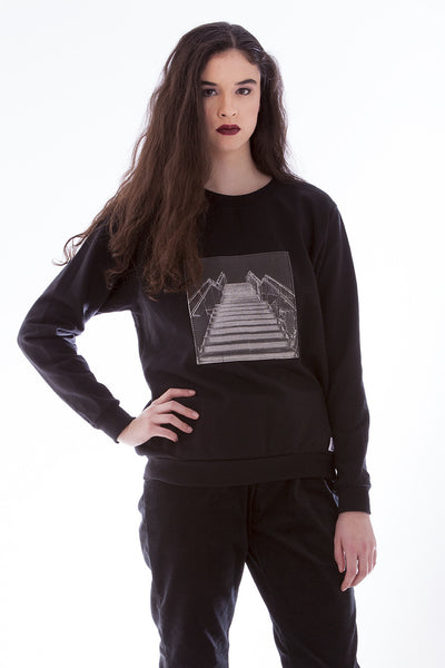 Women's Fashion Sweater- High Line