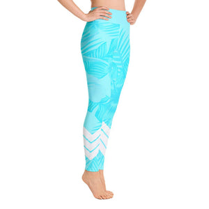 Women's Active Comfort Sport Venture Pro Wild Life Full Length Leggings