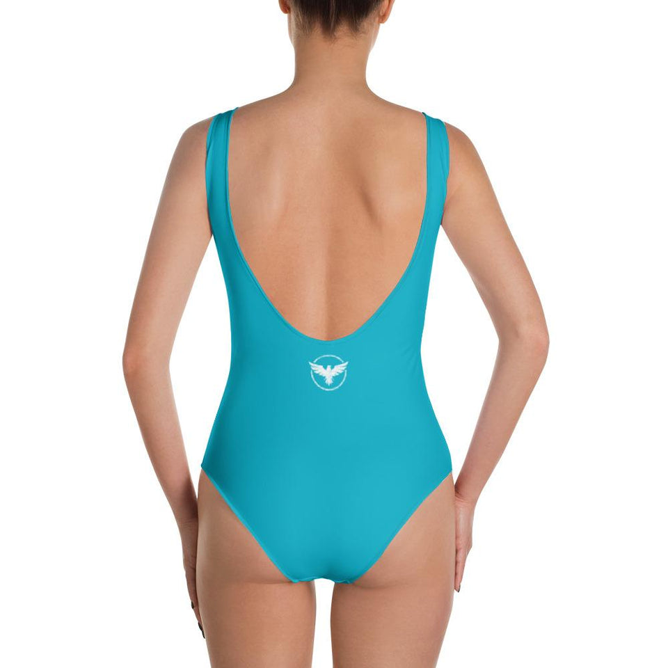 Find Your Coast Swimwear One-Piece Tropics Swimsuit