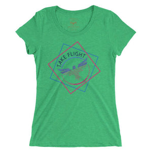 Women's Take Flight Triblend
