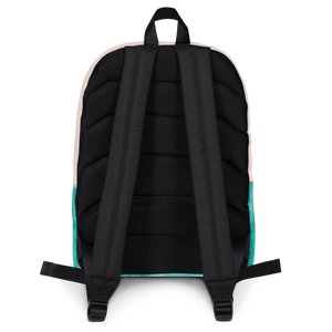 FindYourCoast Fishing Water Resistant Backpack