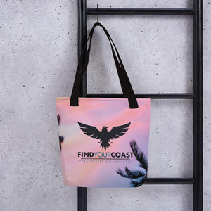 "FYC Daydreamer Durable 15"" X 15"" Tote Bag W/Bull Denim Handles"