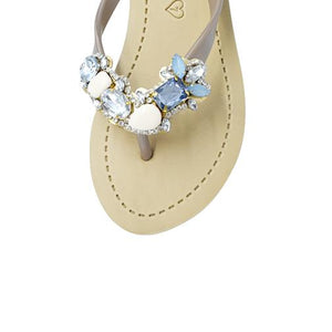 Blue York- Women's Mid Wedge