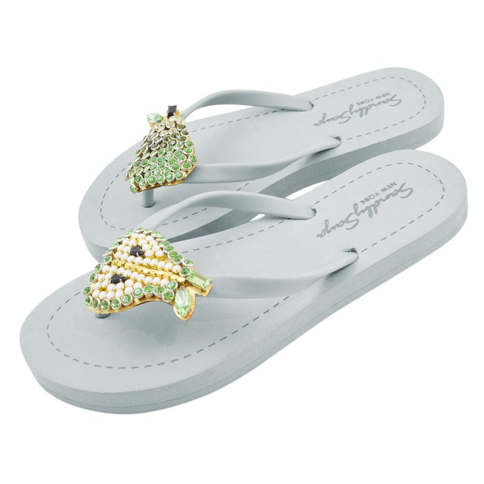Pear - Women's Flat Sandal