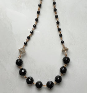 Black Onyx Necklace - Anthony's Emporium