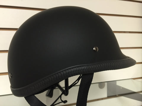 BADASS Trooper Helmet DOT (Jockey Style)