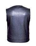 Club Style (Collarless) Premium Vest Mens