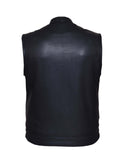 Club vest ULTRA Mens (Naked Cowhide)