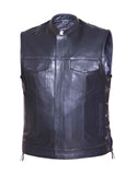 Club Style (Laced Sides) Premium Vest Mens