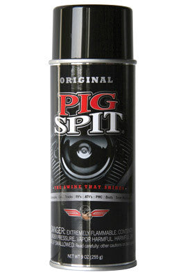 Pig Spit Motorcycle Cleaner