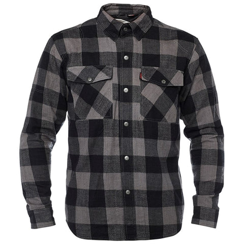DROPOUT ARMORED FLANNEL