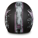 Gone Bad Cruiser Helmet Smallest 3/4 DOT - Web only