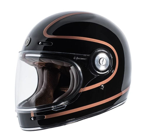 Copper Pin Retro Helmet T1