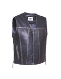 Durango Side Laced Vest Mens