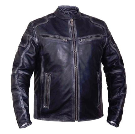Durango Leather Jacket Mens