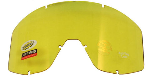 Riding Mask Replacement Goggle Lens