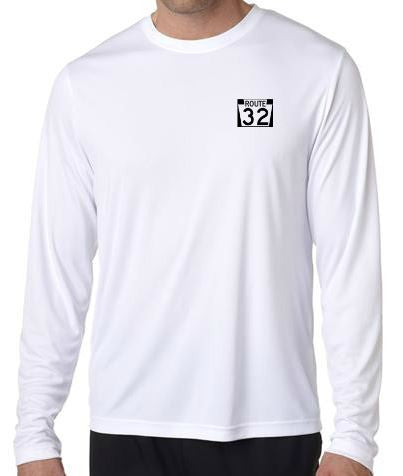 Route 32 Moisture-wicking Long Sleeve shirt 50 SPF