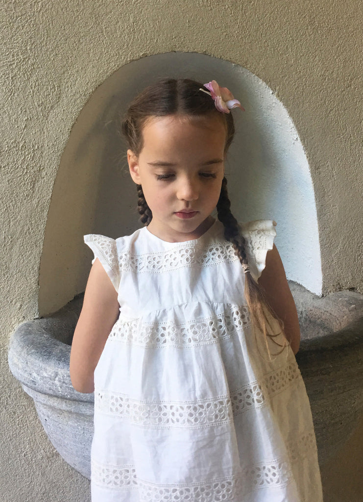 Foxcote Flower Girl Dress