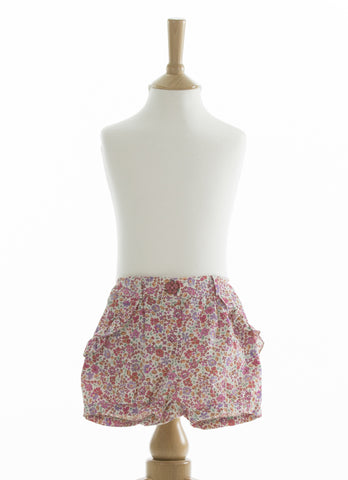 Rose Bloomer Short