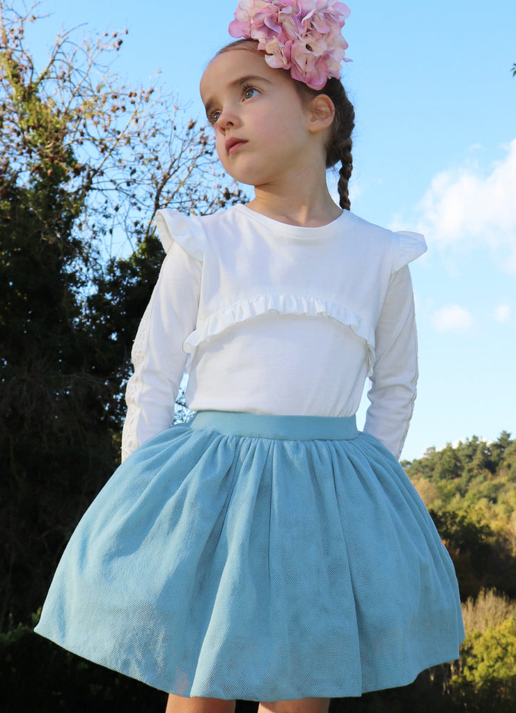 Temple Cloud Tulle Tutu