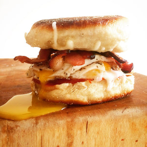 CASE OF THE MONDAYS BREAKFAST SANDWICH