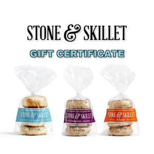 Stone & Skillet Gift Certificate