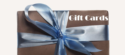 Gift card for custom, personalized jewelry for men and women