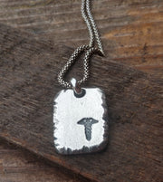 Mens Personalized Pendant | Custom Necklace Pendants | Dog Tags & Bars - Ella Joli