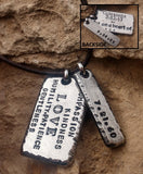 Custom Men's Pendants Personalized