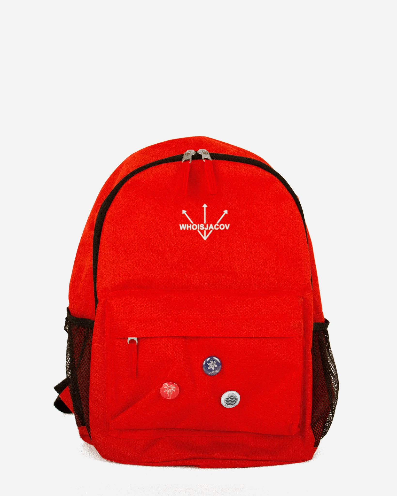 RED DAYPACK