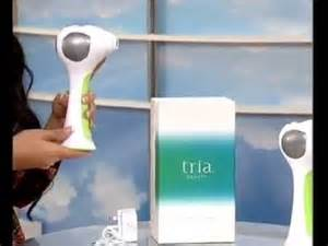 Tria home laser hair removal