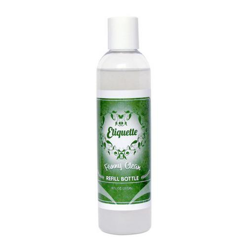 Fanny Clean   **REFILL BOTTLE**      Save Moolah