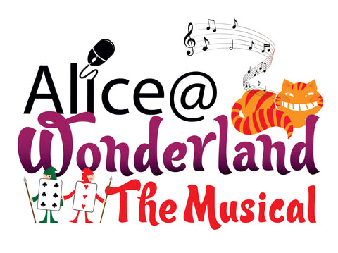 Alice@Wonderland, The Musical