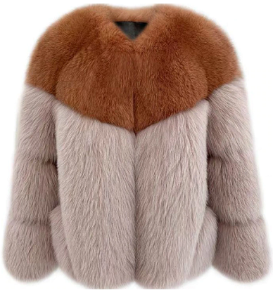 Celia Fox Fur Coat