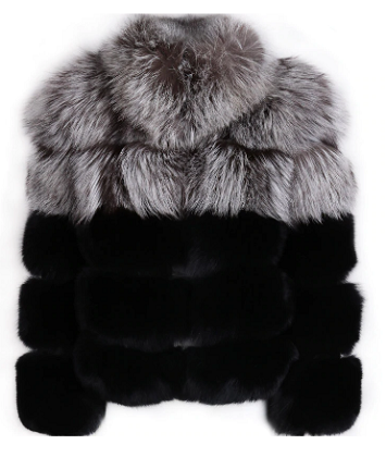 Avery Fox Fur Coat