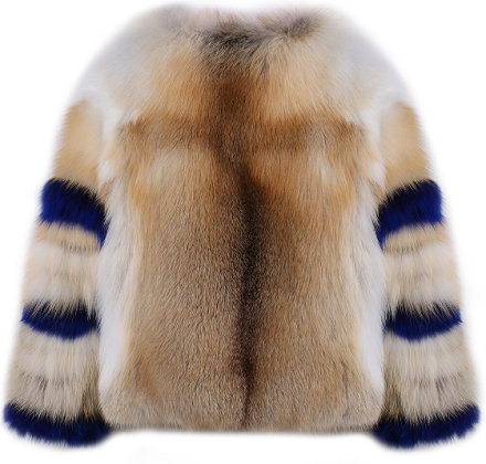 Chloe Fox Fur Coat