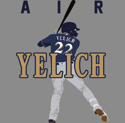 Milwaukee Air Yelich Shirt