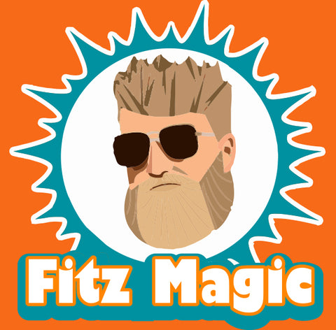 Miami Fitz Magic Logo Shirt