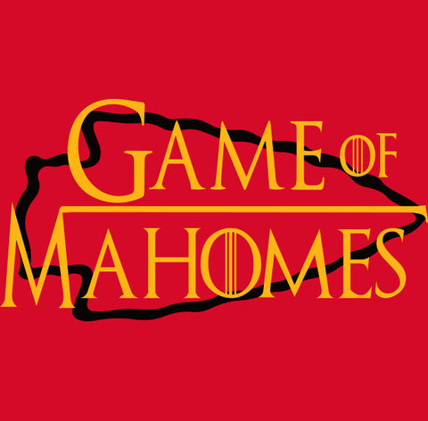 Kansas City Game of Mahomes Shirt