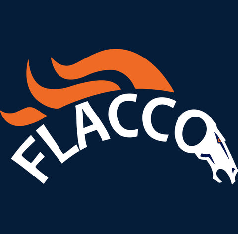 Denver Flacco Logo Shirt