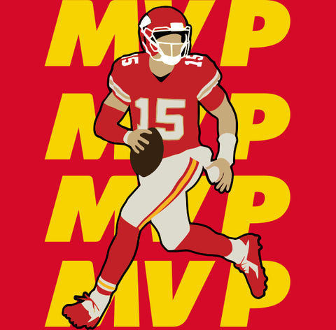 Kansas City Mahomes MVP Shirt