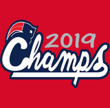 New England 2019 Champions Shirt