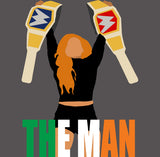 The Man Double Champ Champ Shirt