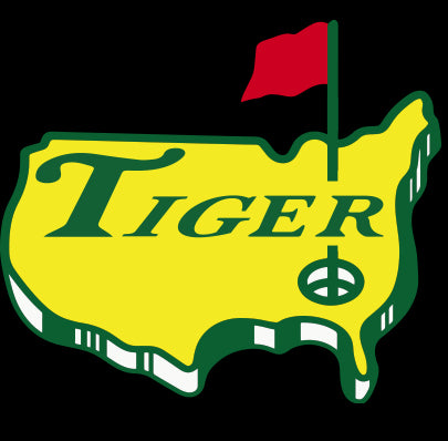 Black Tiger The Masters Logo Shirt