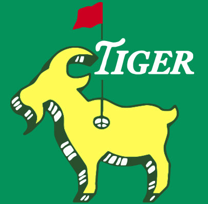 Tiger The Masters Champion GOAT Shirt
