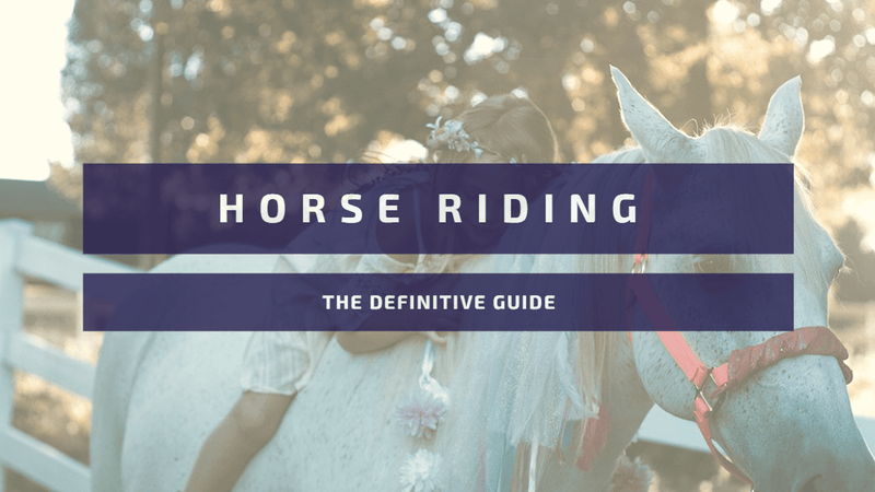 Horse Riding: The Definitive Guide